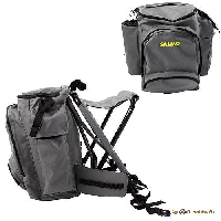 Стул-рюкзак Salmo BACK PACK с карманом на молнии