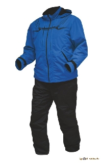 Костюм демисезонный САЗАН (синий-черный) С204-1