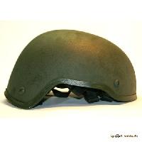 Шлем пластиковый Mitch 2001 ABS зелен.