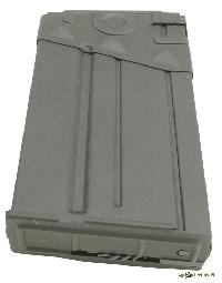 Запасной магазин CA G3 (AEG, 500 шаров, бункерный, металл) - P059M