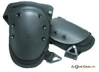 Наколенники GUARDER black PAD-02C(BK)