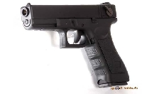 Страйкбольный пистолет GLOCK-17 gen 3, GP616, WE-G001A-B WE-57