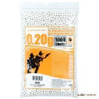 Шарики GUARDER 0,20 (5000 шт.,белые, 1кг)