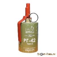 Шашка учебная дымовая RAG RG-42 v.2