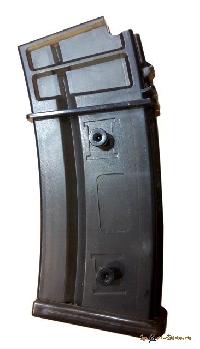 Магазин механический (Cyma) G36 130 шаров M009