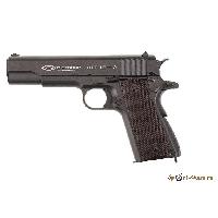 Пистолет страйкбольный Gletcher CLT 1911-A