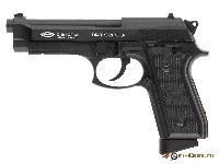 Пистолет страйкбольный Gletcher BRT 92FS-A