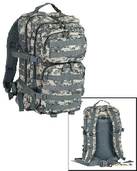Рюкзак US ASSAULT PACK LARGE 50 литров, AT-DIGITAL код sturm 14002270