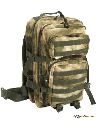 РЮКЗАК US ASSAULT PACK LARGE 50 литров, MIL-TACS FS, код sturm 14002259
