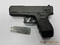 Пистолет  Glock17 mini (Galaxy G16)