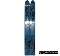 ЛыжиПромысловыедеревянные 165см