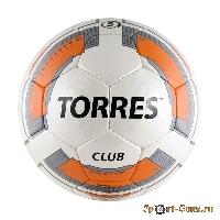 Мяч ф/б №5 TORRES Club F30035 PU