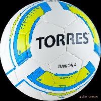 Мяч ф/б №4 TORRES Junior-4 F30234