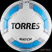 Мяч ф/б №5 TORRES Match F30025