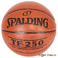 Мяч баскетбольный №7 Spalding TF-250 All Surface