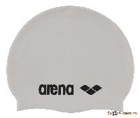 Шапочка для плавания ARENA Classic Silicone Cap 91662