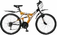 Велосипед Focus 26 18 скоростной