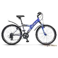 Велосипед Navigator-410 V 24 18-ск., рама сталь