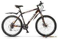 Велосипед Navigator-870 26 Disc 24-ск., рама АL