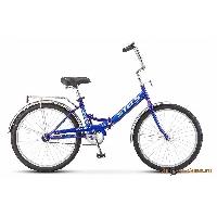 Велосипед Pilot-710 24 1-ск., складной, рама сталь