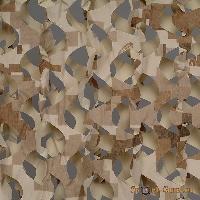 Сеть маскировочная Пейзаж Камыш 3D (охра, светло-серый) (2,4*6 м)