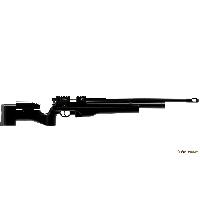 Карабин тактический Атаман M2R калибр 6,35 мм. 226/RB (С магазином)