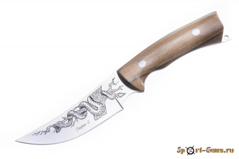 Нож туристический Дрофа Кизляр