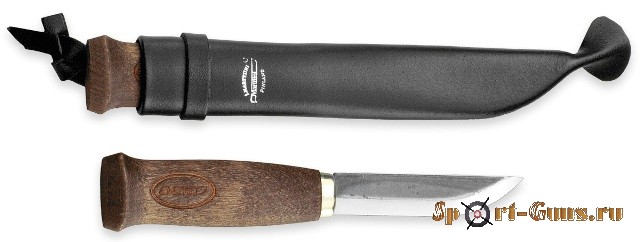 Нож Marttiini BLACK LUMBERJACK 127019