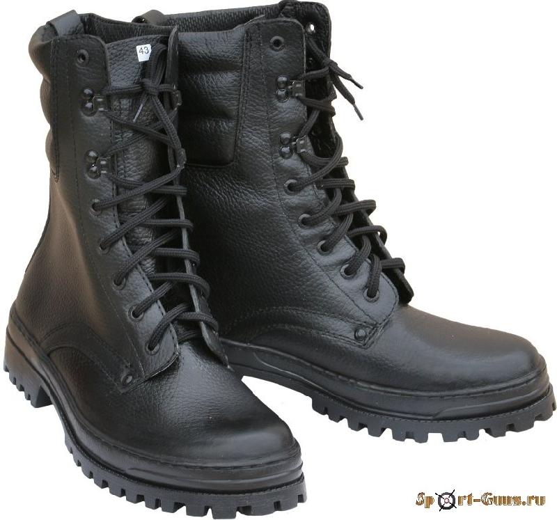 """Ботинки """"Охрана Зима"""" (натуральный мех) 502-1"""