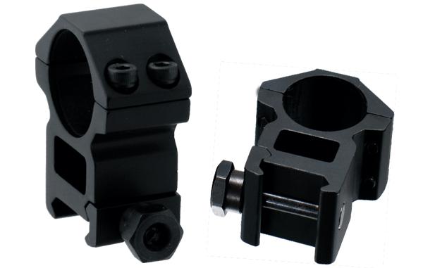RGWM-25H4 Кольца Leapers AccuShot 25,4 мм. на Weaver,STM,высокие
