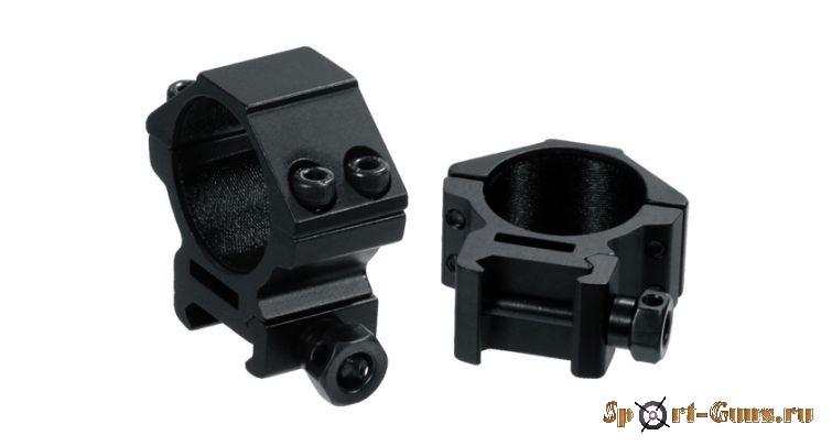 RGWM-30L4 Кольца Leapers AccuShot 30 мм на WEAVER, STM, низкие
