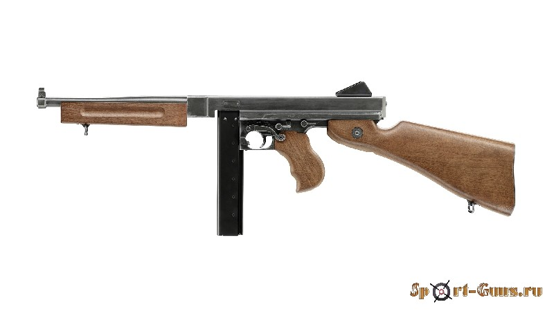 Пневматический пистолет-пулемет Umarex Legends M1A1 (Томпсона)