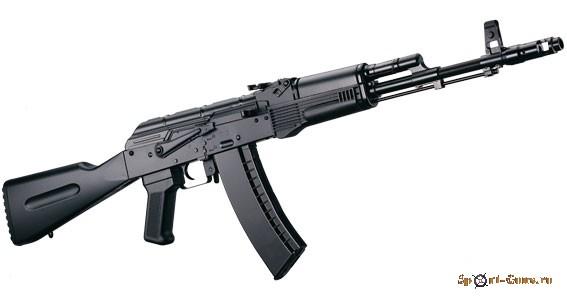 ММГ автомата Калашникова /стационарный пластиковый приклад/ АК-74