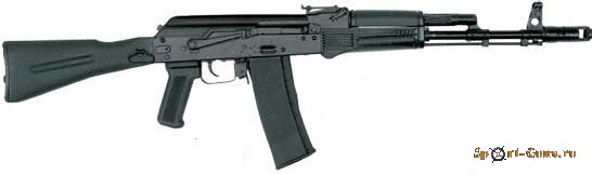 ММГ автомата Калашникова АК-74М