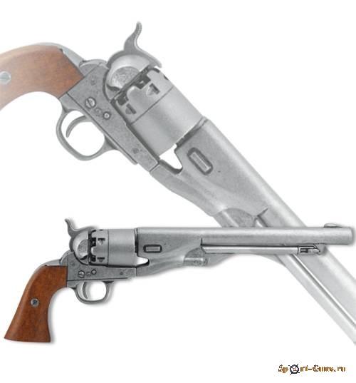 """Револьвер сист. """"Кольт"""" Гражд. война США 1886г"""