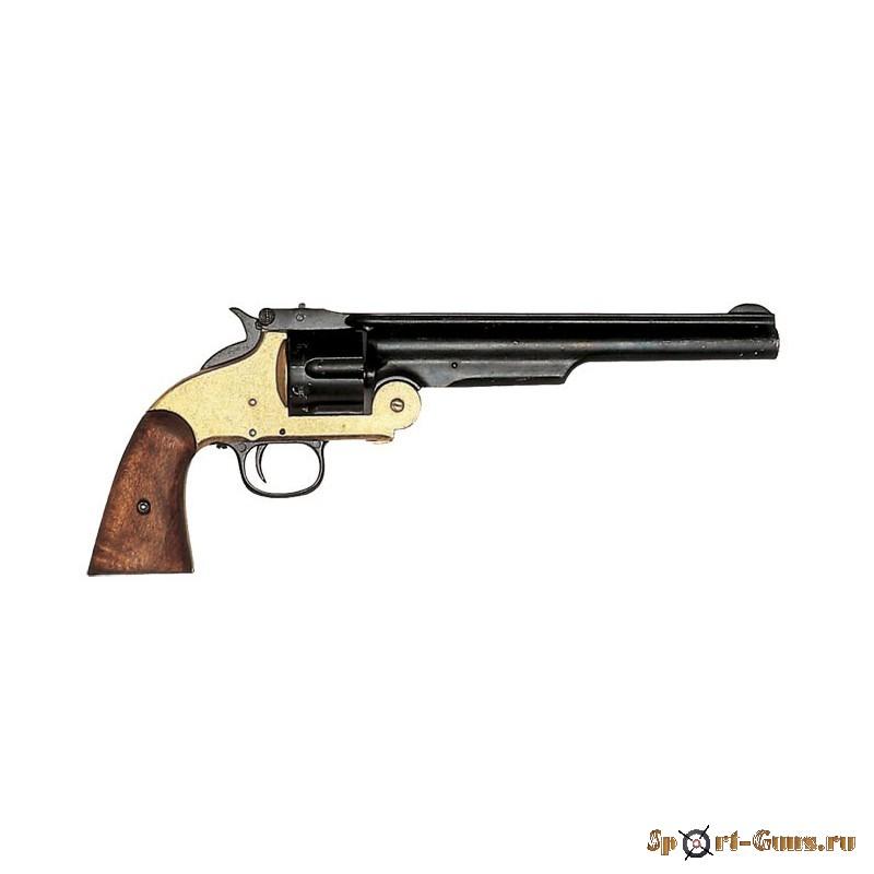 """Револьвер системы """"Смит&Вессон"""" 6-зарядный 1869 год"""