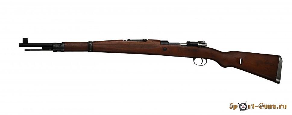 Макет винтовки, стреляющий холостыми патронами 98К-СХ