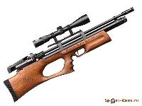 Пневматическая винтовка PCP Kral Puncher Breaker 3 (6,35мм)