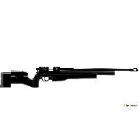 Карабин тактический Атаман M2R калибр 5,5 мм. 225/RB (С магазином)