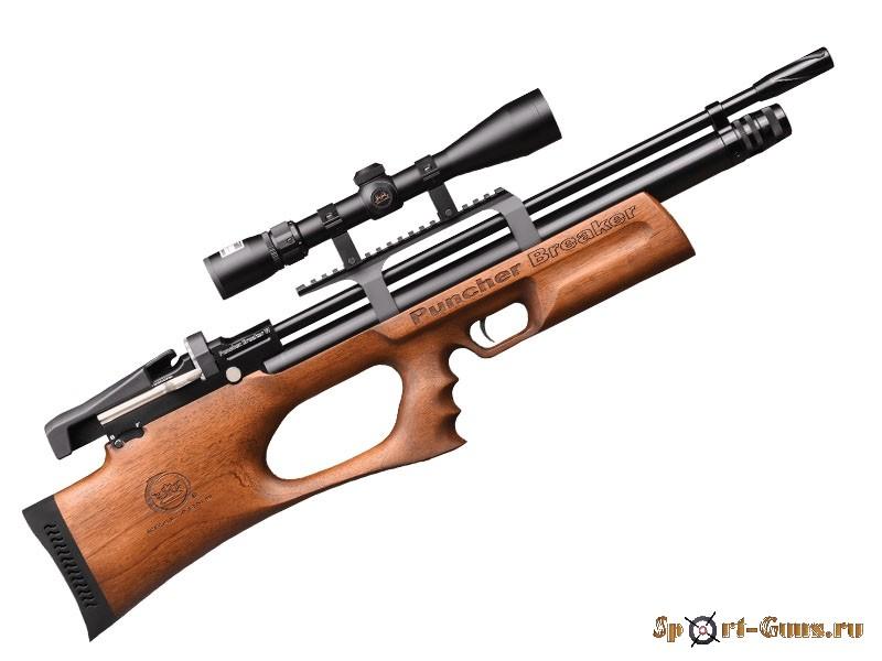 Пневматическая винтовка PCP Kral Puncher Breaker 3 (5,5мм)