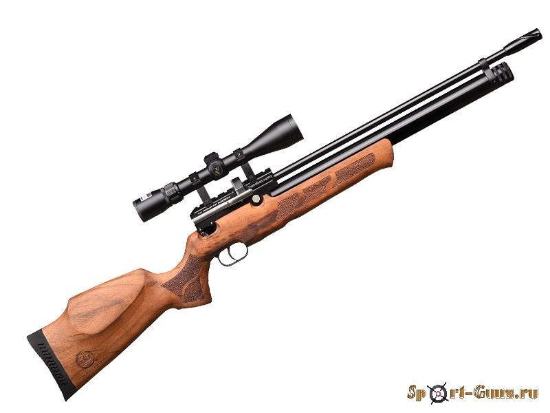 Пневматическая винтовка PCP Kral Puncher Maxi 3 дерево (6.35)