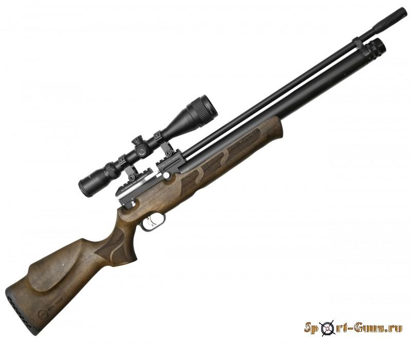Пневматическая винтовка PCP Kral Puncher Maxi 3 дерево (5.5)