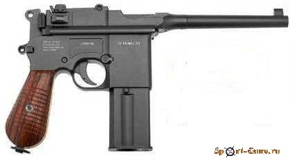 Пневматический пистолет Gletcher M712