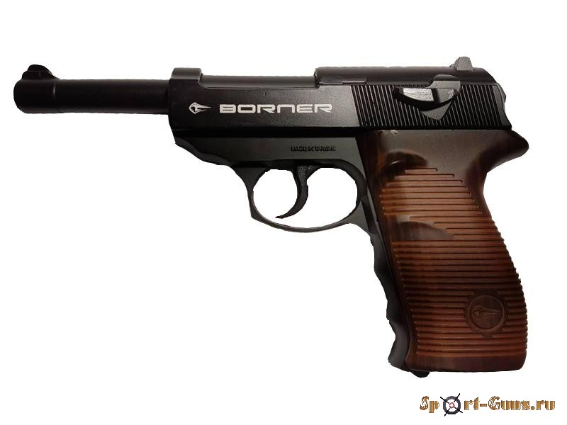 Пистолет Borner C41 8.4000