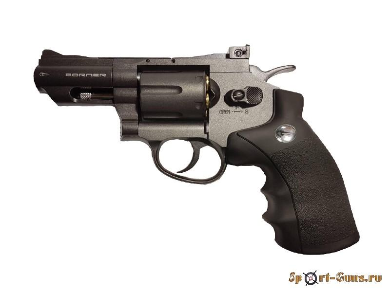 Револьвер Borner Sport 708 8.4032