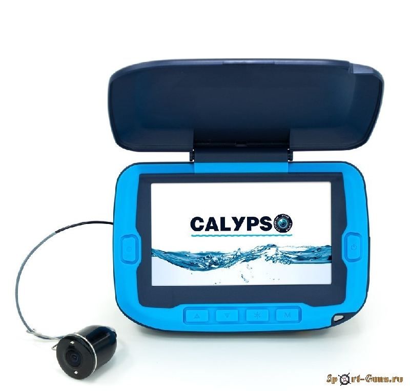Подводная видео-камера CALYPSO UVS-02 PLUS
