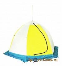 Палатка 2-местная  (дышащая) ELITE  Трехслойная СТЭК