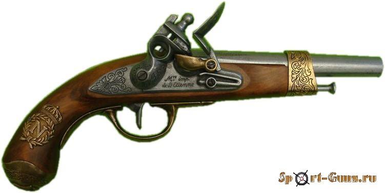 Пистолет Наполеона 1806 года