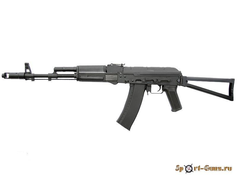 Автомат страйкбольный AKС-74 CYMA CM040