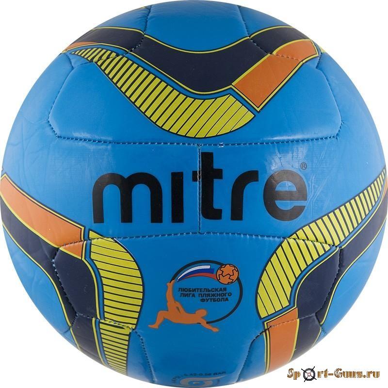 Мяч футбольный пляж. №5 MITRE Beach Soccer Trainer. Купить в Москве ... a3c73c036ee